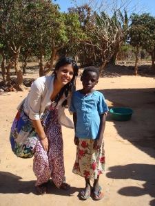 Jessica Silva - Zambia 2011