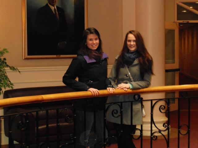 SCN April 12 2013 Meagan and Rebecca Rotunda 2